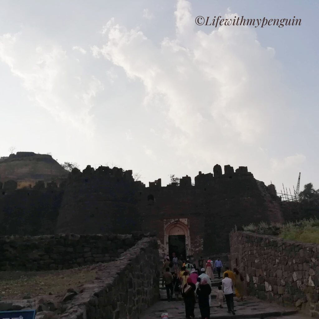 Daulatabad Fort in Aurangabad
