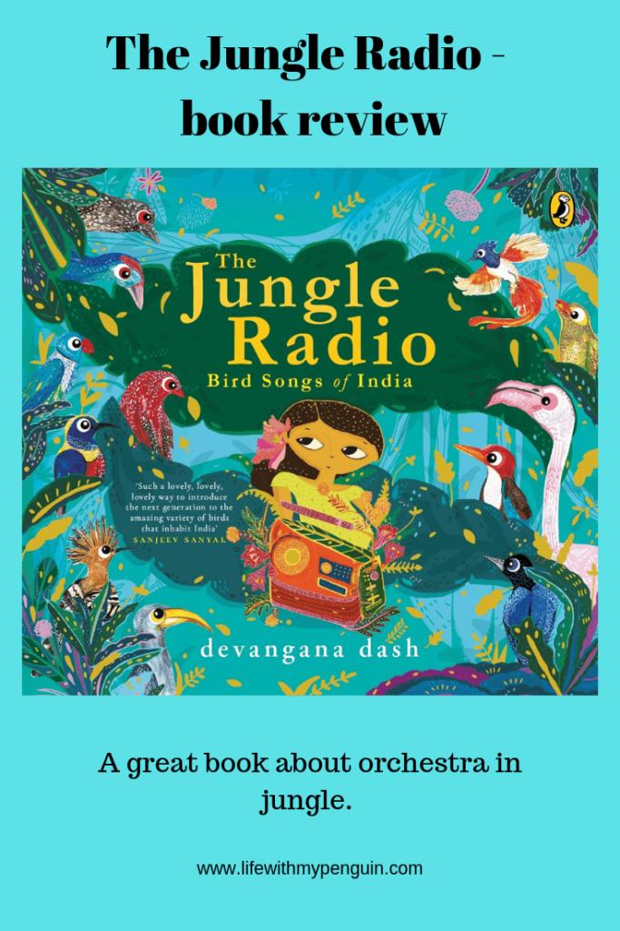 The jungle radio by Devangana Dash