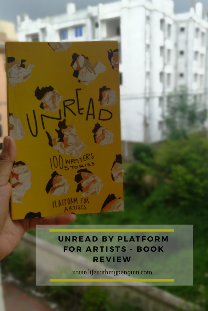Unread by Platform for Artists