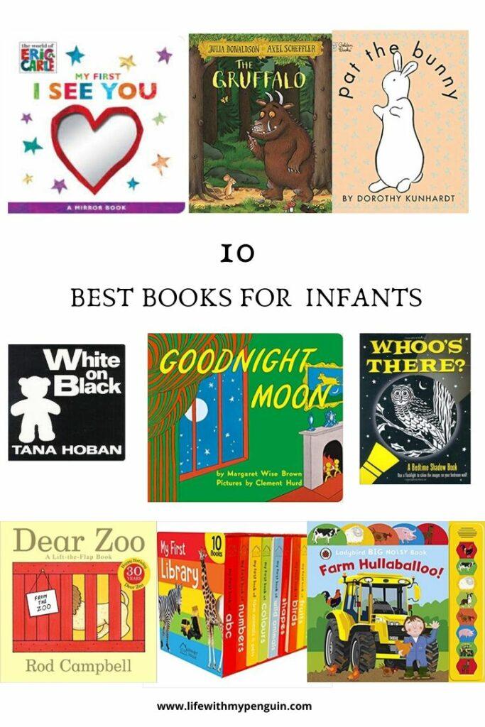 book for kids infants 0-1