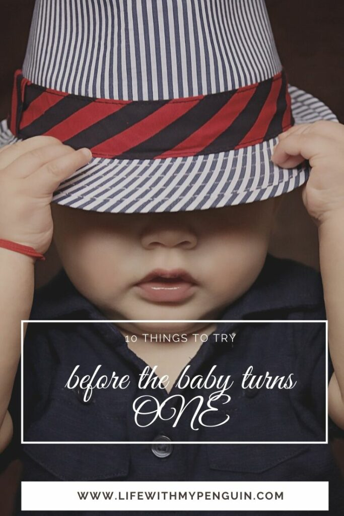 things to try before baby turns  one