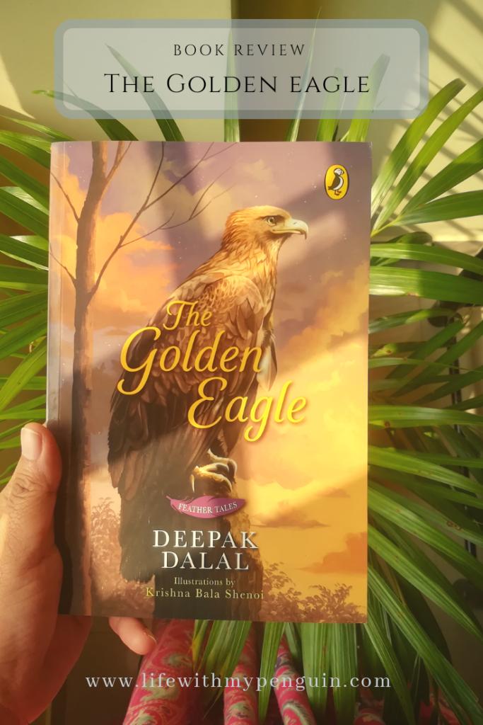 The golden eagle by deepak dalal